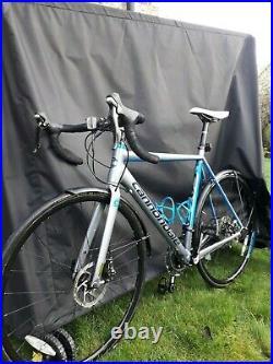 Cannondale Caad Optimo Disc 2017 Road Bike, 56cm Shimano 105