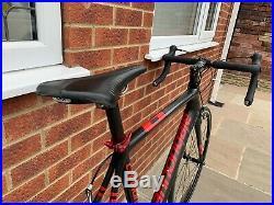 Cannondale Supersix Carbon Fibre Road Bike Shimano Tiagra 10spd