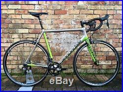 Cannondale Supersix Evo Carbon Road Racing Bike Shimano Ultegra 11 Speed