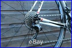 Cannondale Synapse 5 Carbon Shimano 105 Road Bike 56cm Large Serviced