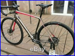 Cannondale Synapse Carbon Disc Brakes 105 22 speed Shimano Road/Gravel Bike