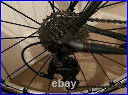 Cannondale Synapse Carbon Road Bike 54cm, Shimano 105