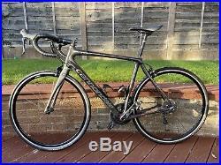 Cannondale Synapse Carbon Shimano 105 Sram Force 22 Road Bike 56cm frame