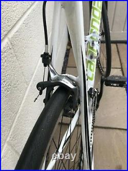 Cannondale caad 8 road bike, 58cm all upgrades to 11 speed Shimano