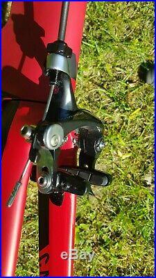 Canyon Aeroad CF SLX Shimano Dura Ace Di2 9070 2x11 Road Race bike