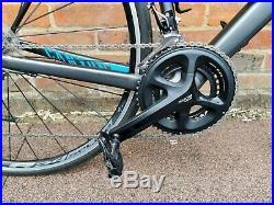 Canyon Endurace CF 8.0 2014 Small Shimano 105 DT Swiss Wheels