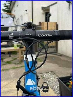 Canyon aeroad SF CL in excellent condition, Shimano 105 R7000, small frame