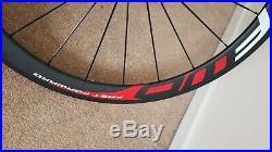 Carbon Fiber Road Bike Wheelset 50mm 700c Shimano / Sram 11 speed Novatec New