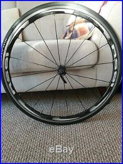 Carbon road bike wheelset 700c