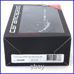 Ceramicspeed OSPW SRAM Etap Black Ceramic Speed