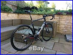 Cervelo C3 Endurance Bike (58cm). Shimano Ultegra Di2. 2017 model