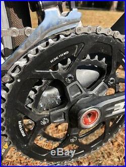 Cervelo R3 Black & White 51cm Shimano Ultegra Di2
