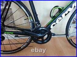 Cervelo R5 58cm Road Bike with Shimano Ultegra