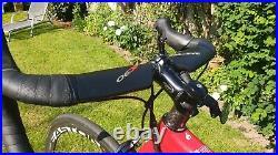 Cervelo S3 Carbon Frame and wheels, Shimano Ultegra groupset, Red Black, Roadrac