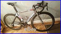 Cervelo S5 VWD aero road bike 51cm full shimano dura ace throughout REDUCED