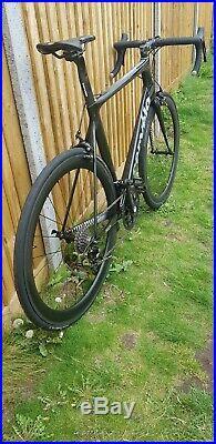 Cervelo s2 Aero Road Bike 58cm 2017 Shimano 105 5800 Groupset