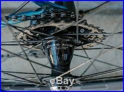 Cielo Sportif Racer 57mm Chris King Thompson HED Shimano