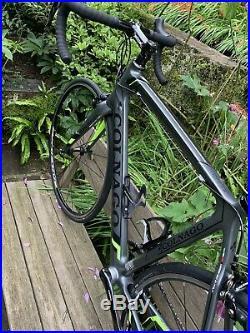 Colnago ACR Carbon Road Bike 56cm Medium/Large Shimano 105 2x11 Speed Aksium