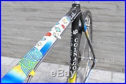 Colnago C40 Medium size Carbon fibre road bike Shimano 9 speed Team Mapei