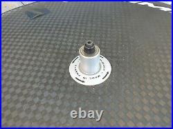 Corima Disc Rear Wheel, (700c, tubular, Shimano Cassette)