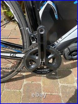 Cube Agree GTC Pro carbon road bike, Shimano 105, Size 58