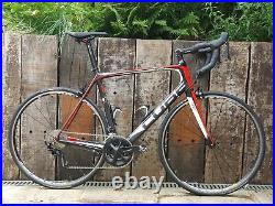 Cube Agree Gtc Pro road bike, upgraded to full Shimano 105 R7000