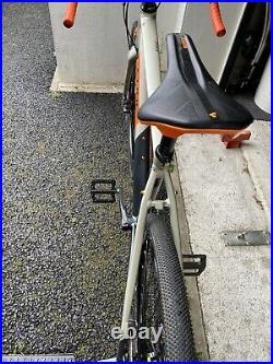 Cube Nuroad 54cm Gravel Road Cx Cyclocross Bike Shimano Grx 2020 Model