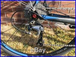 Cube Sl Road Sl, 62cm, Road, Cycle Path Flat Bar Racer, Ultegra, Shimano. VGC