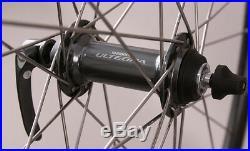 DT Swiss R460 Black Rims Road Bike Wheelset 8 9 10 11 speed 32h Shimano 6800