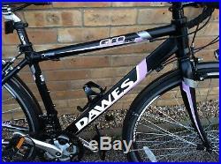 Dawes Giro 300 Ladies Road Racing Bike 43cm Alloy Mudguards Shimano