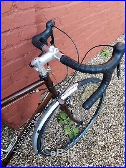 Dawes Super Galaxy Touring Bike, Shimano Deore, Reynolds 853, used