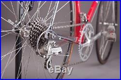 De Rosa Professional 56cm vintage steel road bike Shimano Dura Ace 7402
