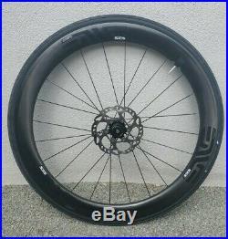 ENVE SES 5.6 Disc Road Bike Wheelset 700c Carbon Tubeless Shimano 11s DT240 Hubs