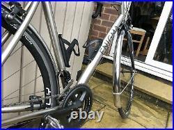 Enigma Etape Titanium Road Bike Size 54cm Great Condition Shimano 105