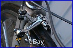 Faliero Masi Milano Titanium road bike Rennrad / Shimano Dura Ace 7402 / Size 57