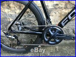 Focus Izalco Max 8.8 Mens Road Bike Carbon Fibre/Shimano Ultegra Large 56cm