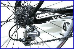 Full Carbon Fibre Specialized Roubaix Elite 54cm Road Racing Bike Shimano 105