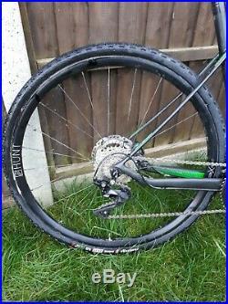 GT Grade Carbon Shimano 105 58cm gravel/adventure/road bike Hunt 4 season wheels