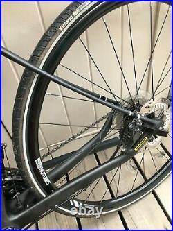 GT Grade Carbon Shimano 105 road, gravel & race bike (raw carbon finish)
