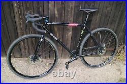 Genesis Day One Shimano Alfine Di2 11 speed Reynolds 853 Touring/Commuter/Gravel