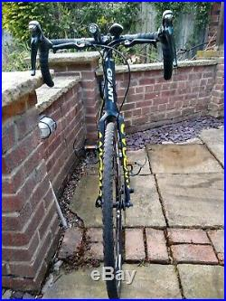 Giant Anyroad 1 Disc cyclocross gravel road bike, ML frame, Shimano Tiagra