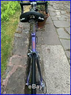 Giant Cadex CFR 1 56cm Carbon Road Bike Vintage Retro Shimano Ultegra 600