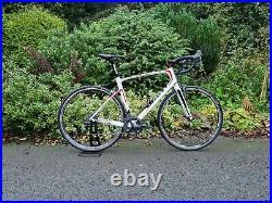 Giant Defy carbon road bike M/L Shimano Ultegra 11s (22 Gears)