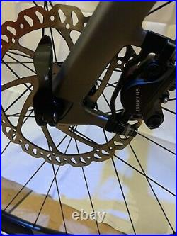 Giant Rapid Zero Road Bike, PR-2 Disc 700x28C Wheels, Shimano, Carbon Fibre