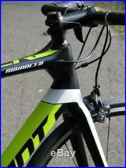 Giant TCR Advanced 1 Carbon Road Bike Shimano Ultegra Groupset & £750 Upgrades