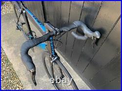 Giant TCR Advanced SL Carbon Road Bike Shimano Ultegra Rare XL size