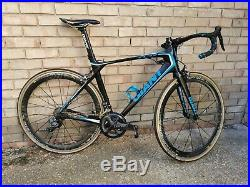 Giant TCR Road Bike carbon / shimano mavic cosmic sub 8kg