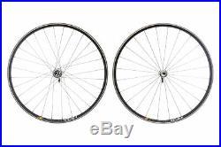 HED Belgium C2 Chris King R45 Road Bike Wheelset Aluminum Tubular Shimano 10s