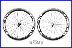 HED Jet 5 Road Bike Wheel Set Carbon Clincher Shimano 10 Speed
