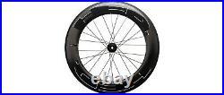 HED Jet 6/9 Plus Black Clincher Shimano 11 Speed Carbon Wheelset